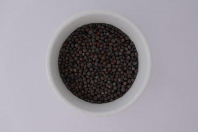 Горчичное семя коричневое